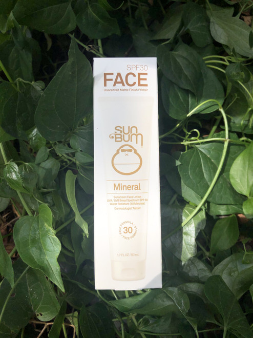 Mineral SPF 30 Sunscreen Face Lotion 1.7