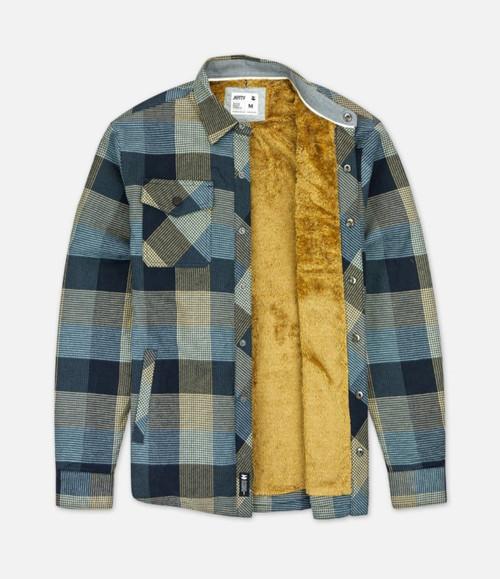Sherpa Jacket Indigo