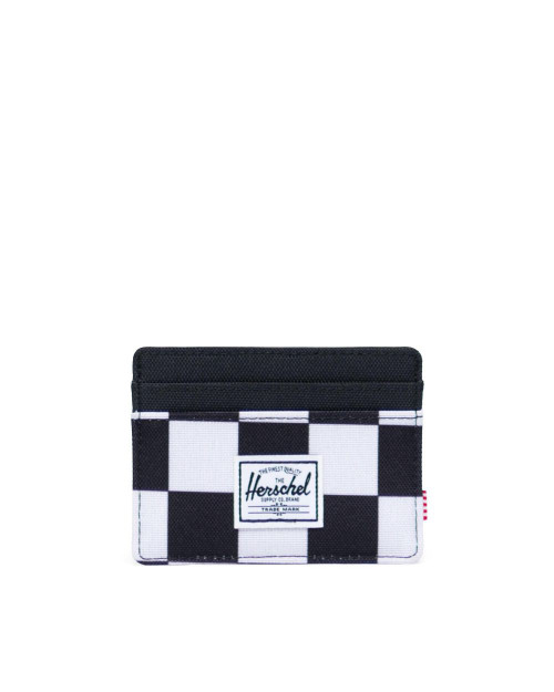 Checker Black/ White/Black