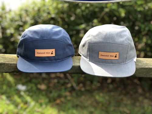 DB 5-panel hat leather BI