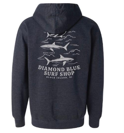 DB Shark Storm hoodie