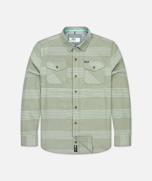 Essex Twill Shirt-sage