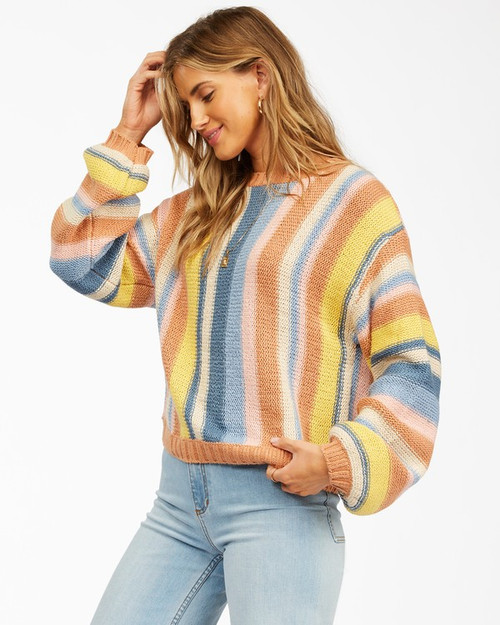 SEEING DOUBLE SWEATER