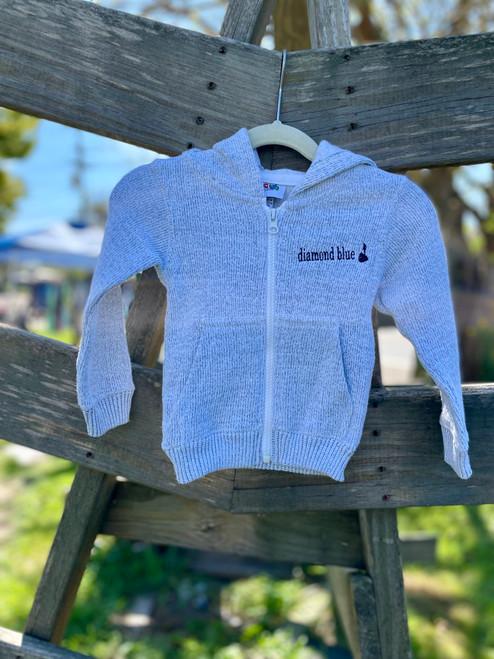 DB Infant zip up fleece