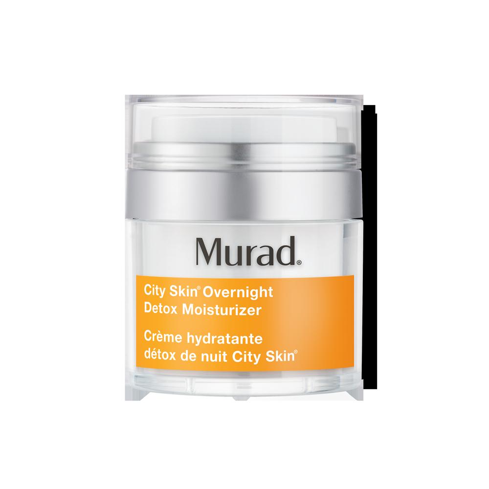 City Skin Overnight Detox Moisturizer