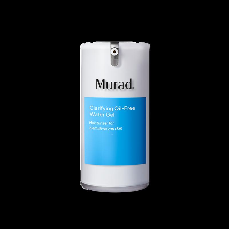 Clarifying Oil-Free Water Gel Moisturizer