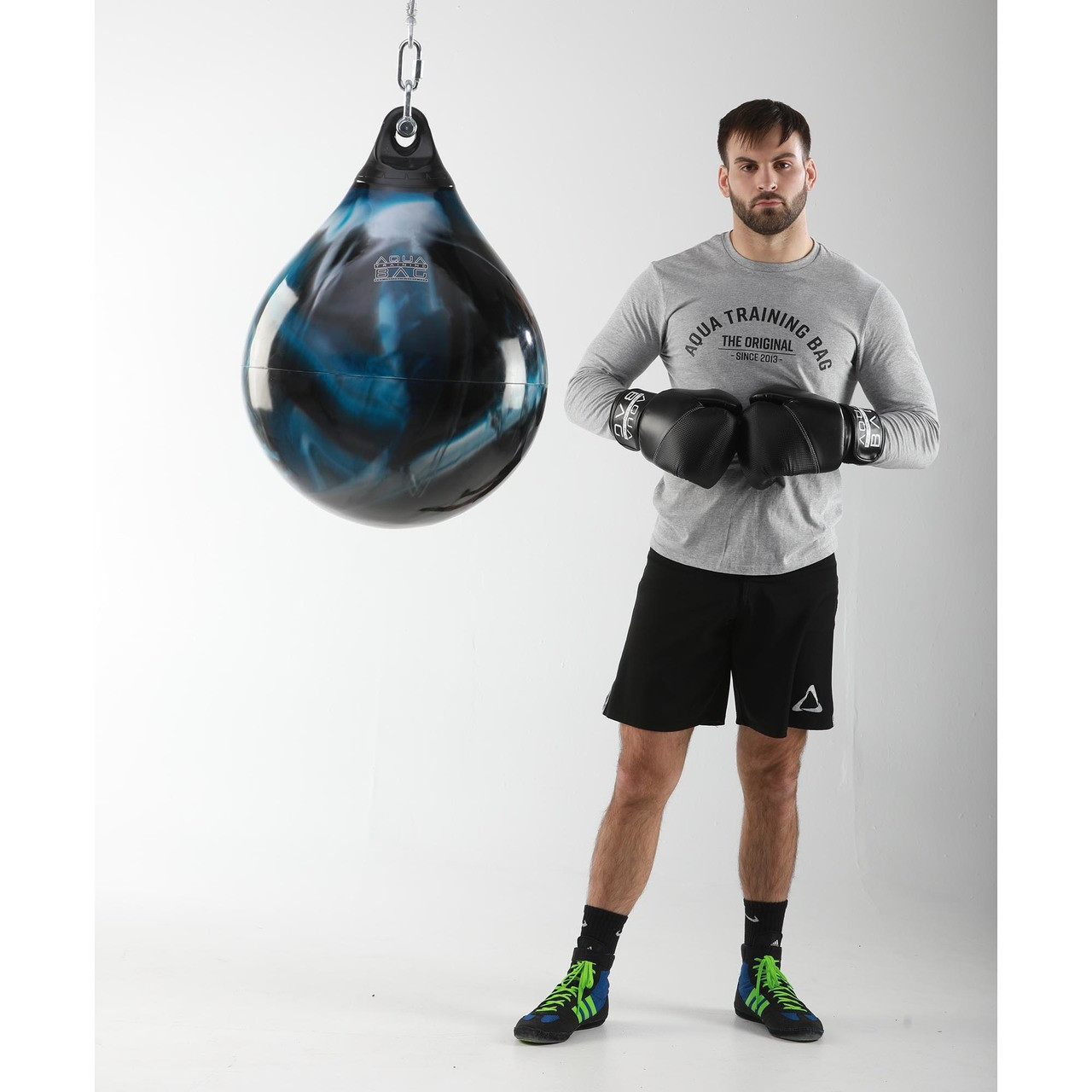 "AQUA BOXING BAG 11/"" 15/"" 17/"" 21/"" WATER HEAVY PUNCHING Uppercut Teardrop NEW"