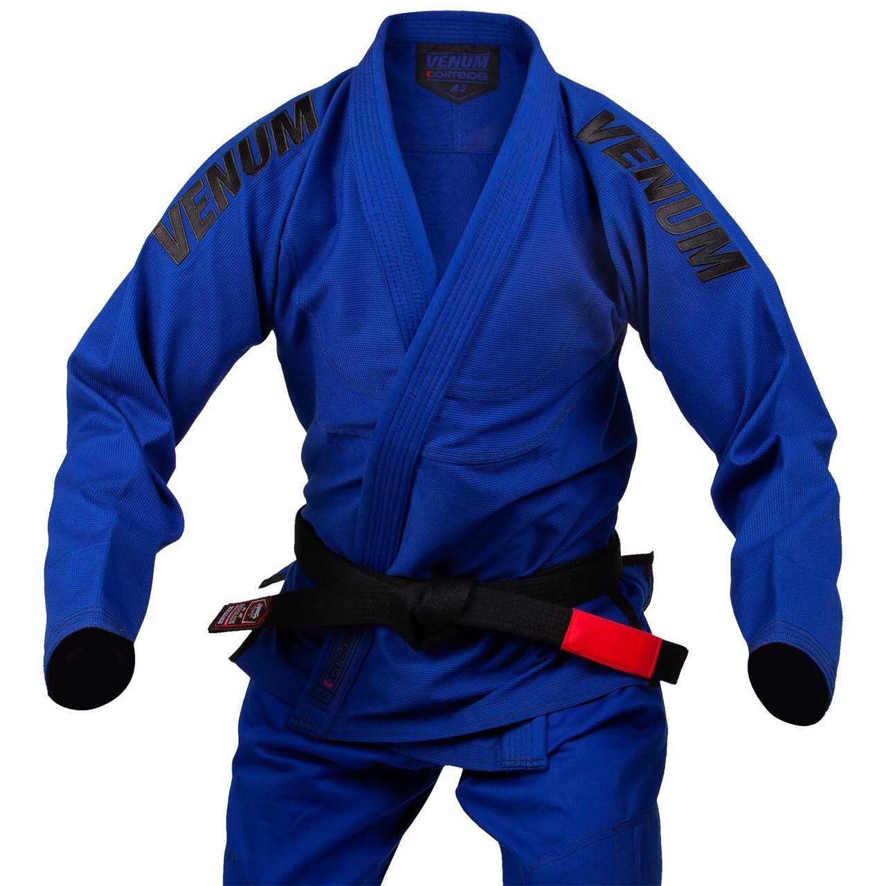 Royal Blue Venum Mens Contender 2.0 BJJ Gi