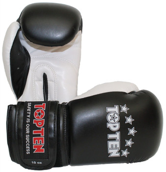 Top Ten Boxing Gloves NB II Black