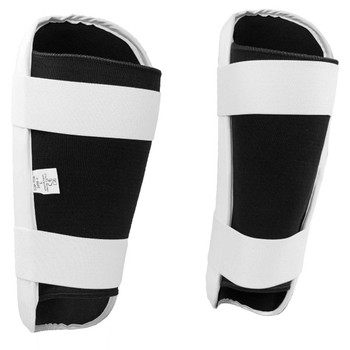Top Ten WAKO Shin Guards White