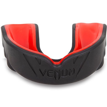 Venum Challenger Mouth Guard Black/Red