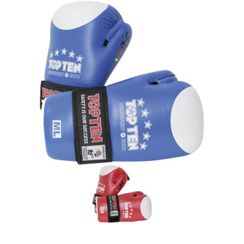 Top Ten Open Hand Superfight ITF Gloves