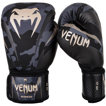 Venum Impact Boxing Gloves Camo