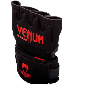 Venum Kontact Gel Wraps Black/Red