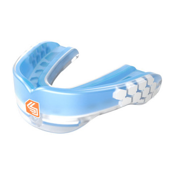 Shock Doctor Youth Gel Max Power Trans Mouth Guard Blue