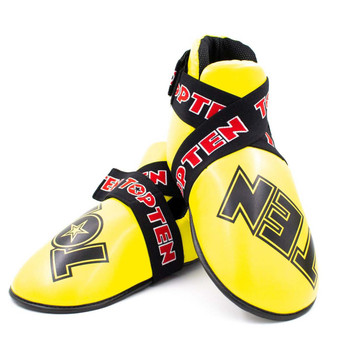 Top Ten Superlight Glossy Kicks Yellow/Black