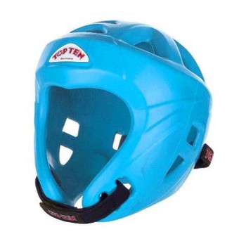 Top Ten Avantgarde Head Guard Neon Blue