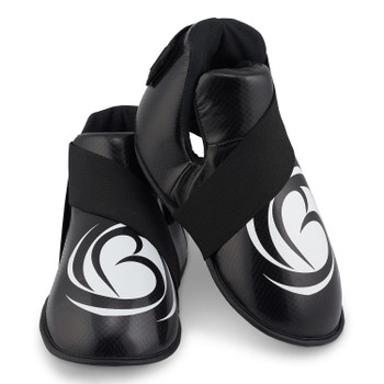 Bytomic Performer Point Sparring Kick Black/White
