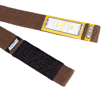 Scramble Tanren V4 BJJ Belt Brown