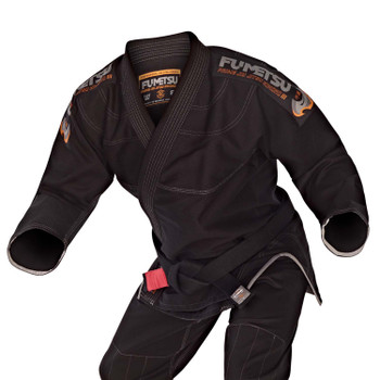 Fumetsu Ladies Prime V2 BJJ Gi Black