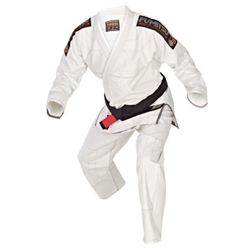 Fumetsu Ladies Prime V2 BJJ Gi White