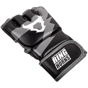 Ringhorns Charger MMA Gloves Black/White