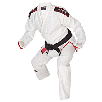 Fumetsu Shield Mens BJJ Gi White