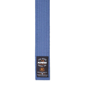 Fumetsu V2 Adult BJJ Belt Blue