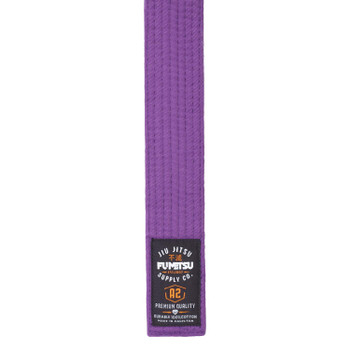 Fumetsu V2 Adult BJJ Belt Purple