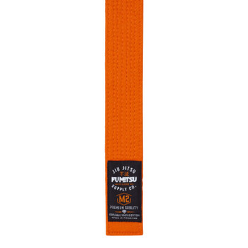 Fumetsu V2 Kids BJJ Belt Orange