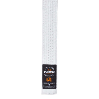 Fumetsu V2 Kids BJJ Belt White