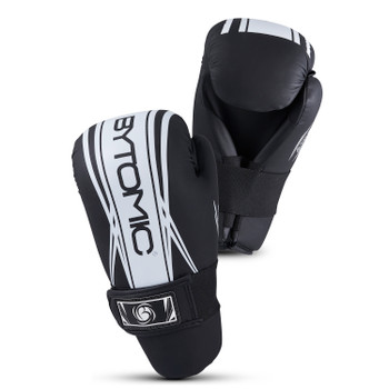 Bytomic Axis V2 Point Fighter Gloves Black/White