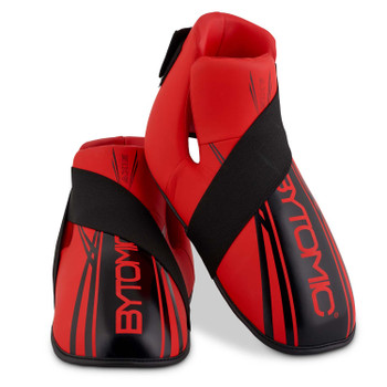 Bytomic Axis V2 Point Fighter Kick Red/Black