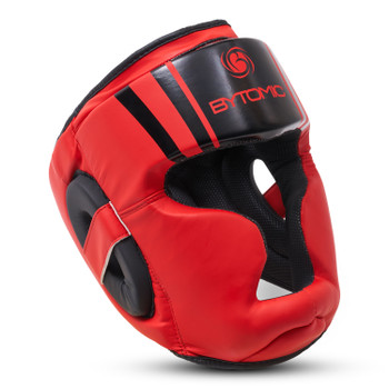 Bytomic Axis V2 Head Guard Red/Black