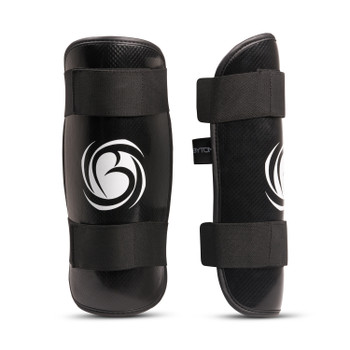 Bytomic Performer Shin Guards Black/White