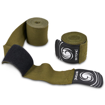 Bytomic Performer Hand Wraps Khaki