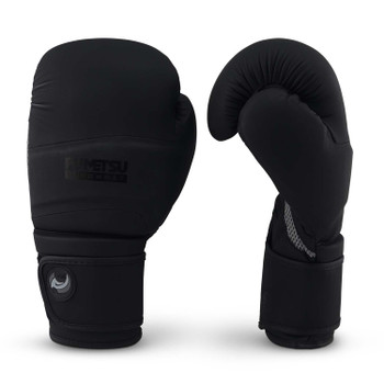 Fumetsu Ghost Boxing Gloves Black/Black