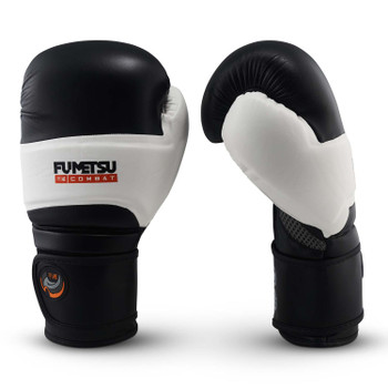 Fumetsu Ghost Boxing Gloves Black/White