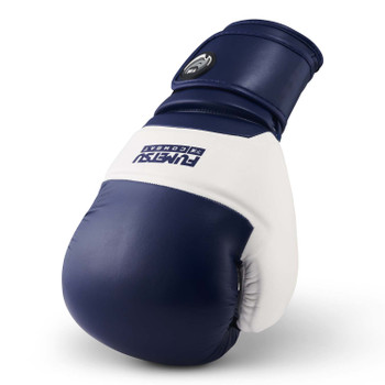 Fumetsu Ghost Boxing Gloves Navy/White