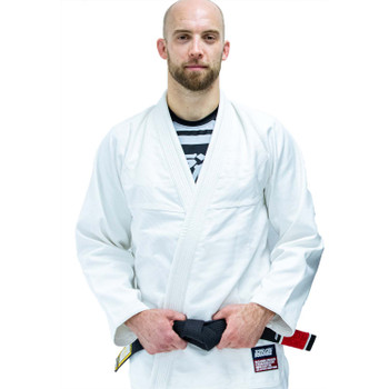 Scramble Standard Issue V3 BJJ Gi White