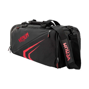 Venum Trainer Lite Evo Sports Bag Black/Red