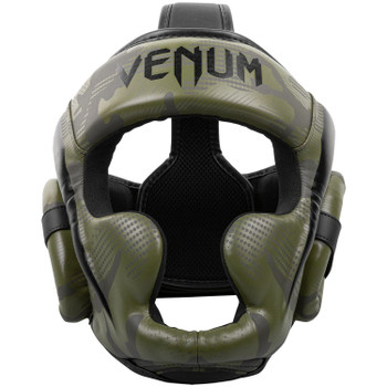 Venum Elite Head Guard Khaki/Camo