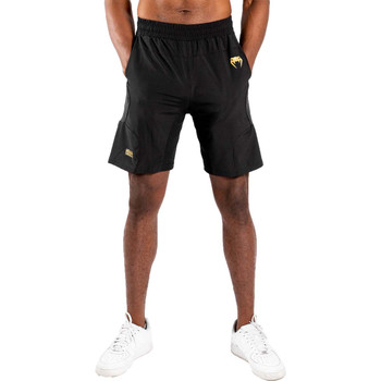Venum G-Fit Training Shorts Black/Gold