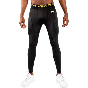 Venum G-Fit Spats Black/Gold