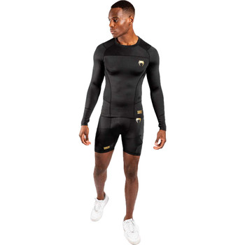 Venum G-Fit Compression Shorts Black/Gold