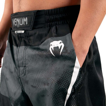Venum Sky247 Fight Shorts Black/Grey