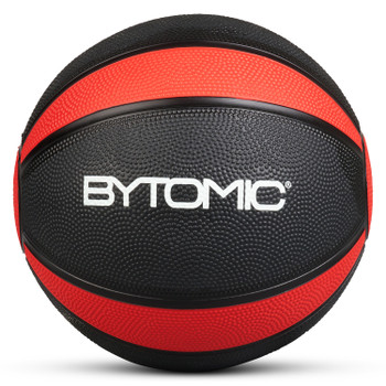 Bytomic 1kg Rubber Medicine Ball