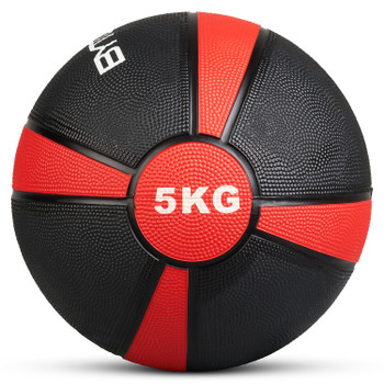 Bytomic 5kg Rubber Medicine Ball