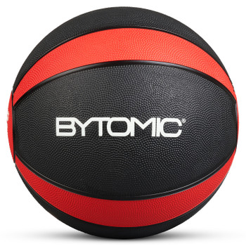 Bytomic 9kg Rubber Medicine Ball