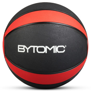Bytomic 10kg Rubber Medicine Ball